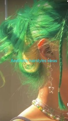 Gold Hair Colors, Hair Dye Colors, Unique Hair Color, Feathered Hairstyles, Cool Hairstyles, Hair Inspo, Hair Inspiration, Under Hair Color, Layerd Hair