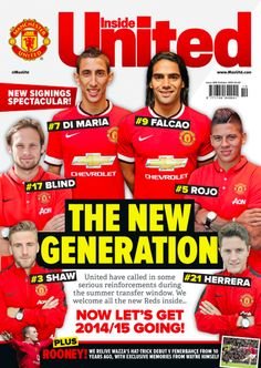 Inside United magazine - Love United? Join the Mancheter United Quiz - Group Board