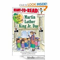 This book doesn't go into a lot of detail about the things that Dr. King did as a Civil Rights leader. Instead, it encourages children to think about their own dreams. Perfect for preschoolers and kindergarteners, this book is a great way to start a unit on Dr. Martin Luther King, Jr.
