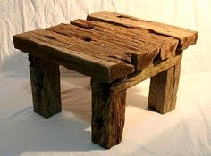 Buy Alaterre Rustic Reclaimed Oval Coffee Table, Driftwood Brown: Coffee Tables - ✓ FREE DELIVERY possible on eligible purchases Driftwood Table, Driftwood Furniture, Driftwood Projects, Log Furniture, Driftwood Mirror, Wooden Decor, Wooden Diy, Barn Wood, Rustic Wood