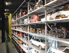 Swiss Museum of Transport | Gigon & Guyer