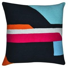Reflection Pillow 18x18 Multi, $49, now featured on Fab.