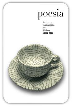 """""""Poesia"""", carta del dia """"Cartes Barcelona"""" by Peret (CCR+A)·X = elsomni"""