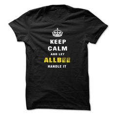 ALLBEE handle it