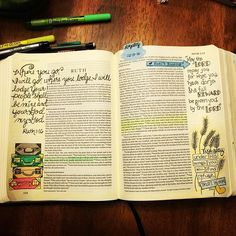 Ruth 1 I dove into Ruth tonight and read it in a whole new light. It's amazing how ALIVE God's ...