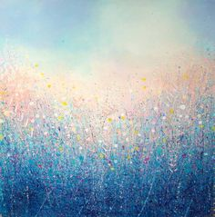 """Saatchi Art Artist Sandy Dooley; Painting, """"Early Morning, Early January"""" #art"""