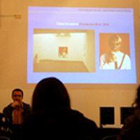 Seminario Introducción a la Práctica Curatorial a cargo del Prof. Rodrigo Alonso