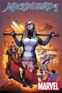 Marvel Previews 'Mockingbird' Series With Variants | The Fandom Post