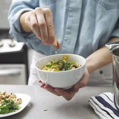 This no-stress recipe is both healthy and super simple.