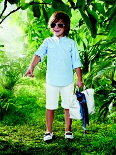 Gucci Children Spring Summer 2012 Collection: www.gucci.com