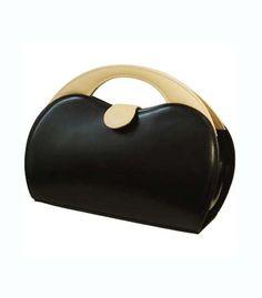 Classic Leather Handbag - Minnie - Steven Harkin