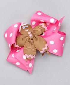 Gingerbread Clip Set