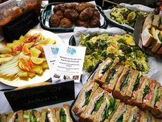 Fim ao desperdício de alimentos: conheça a história do Pay as You Feel Cafe, na cidade de Leeds, no norte da Inglaterra.