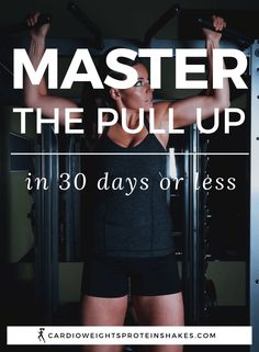 How to Do a Pull Up Cardio, Weights, and Protein Shakes is part of fitness - Learn how to do a pull up, or to increase the number of pullups you can do, with these helpful tips! Your online personal trainer is here to guide you Online Personal Training, Fat Burning Cardio, Plyometrics, Calisthenics, Cardio Routine, Hard Workout, Muscle Body, Workout Programs, Training Programs