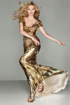 glitter + gold