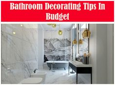 Decorating Tips for the Bathroom Ideal Bathrooms, Bathroom Makeover, Diy Bathroom Decor, Simple Bathroom Renovation, Budget Bathroom, Bathroom, Professional Decor, Shower Curtain Decor, Bathroom Decor