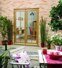 Choose From a Wide Variety of Branded #FrenchDoors