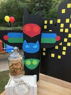 PJ MASKS  Birthday Party Ideas   Photo 1 of 9