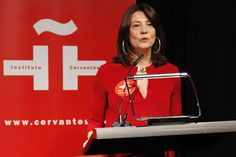 MONTSERRAT IGLESIAS. Directora de Cultura del Instituto Cervantes.