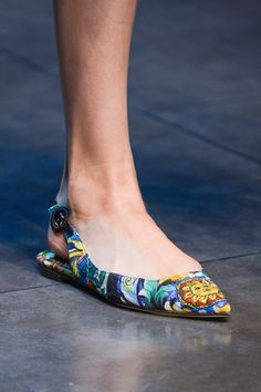 Vogue's Guide to Spring 2013 Accessories  The Lowdown    Dolce & Gabbana  Photo: Alessandro