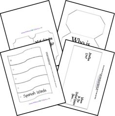 free american girl lapbook templates include basic