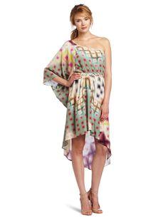 Charlie Jade Women's Salamay One Shoulder Dress
