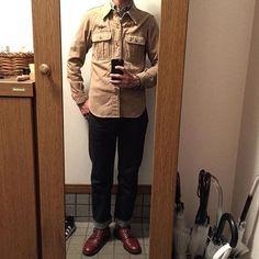 2016/11/22 22:23:43 masanari21 今日の服装。 いつにも増して写真が見辛い… どうしたら上手く撮れるのでしょうか wool shirt→#deluxeware #デラックスウェア shirt→#gitmanvintage #ギットマンヴィンテージ  pants→#tcbjeans #tcb50 #tcbジーンズ  #selvedgedenim #selvedge #japandenim #lawdenim boots→#alden #オールデン accessories→#stoplightco #ストップライト #vintageindianjewelry #ootd #outfit #mensstyle #mensfashion #fashion #menscordinate #cordinate #menswear #メンズコーデ #コーデ #tcb友の会