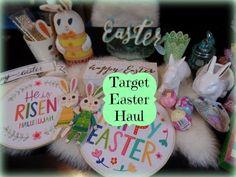 Target Easter Home Decor Haul