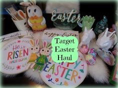 Target Easter Home Decor Haul