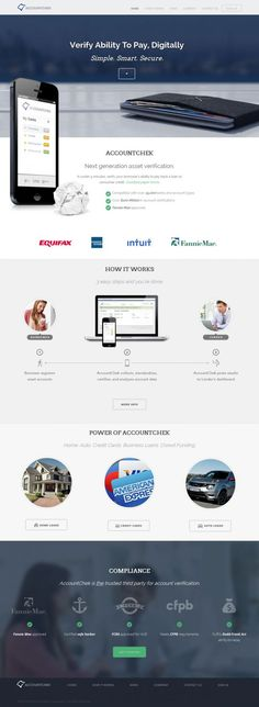 Automated Asset Verification - Webdesign inspiration www.niceoneilike.com