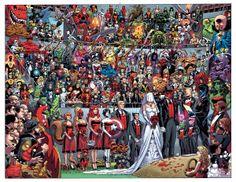 Deadpool's Wedding