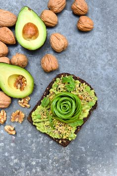 Avocado, Walnut and...