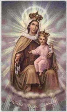 """Novena Day 4 / 7-11-15 """"We can only learn to know ourselves and do what we can - namely, surrender our will and fulfill God's will in us."""" Teresa of Avilla"""