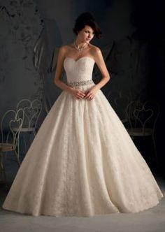 Morilee Bridal Poetic Lace