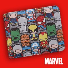 Marvel Super Heroes Wallet