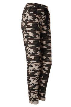 #Freizeithose im Army Look günstig online kaufen
