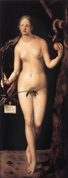 Albrecht Dürer - Eve, 1507