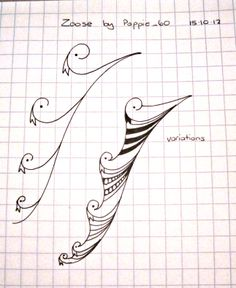 Poppie's Pen Pics ©: Poppie's Patterns