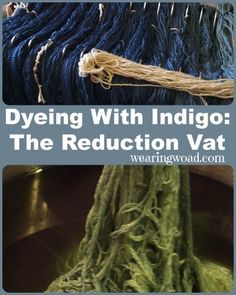 Indigo is a fascinating natural dye, in fact it is the only permanent natural blue. However, there are many variations on dye method, and not all will give you the best results. Since I began dyeing with indigo, more than 9 years ago, I've adapted and adjusted the indigo dye method to be easy, effective, …