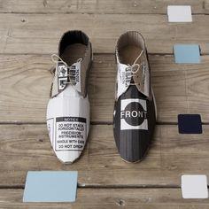 Zapatos de Cartón - Mark O´Brien