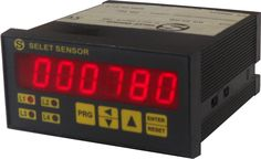 XTM Programmable counter, timer, speed counter  Strumento multifunzione programmabile contaimpulsi, temporizzatore, contagiri  http://www.selet.it/eng/s_categ.asp?id=7&pag=1