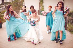 Air Jordan Themed Wedding - The Wedding Notebook magazine