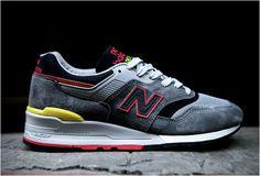 NEW BALANCE M997HL | Image #nb #newbalance #shoes