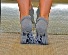 Bar Method Socks! Available at the studio!