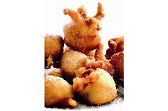 Buñuelos de membrillo, un dulce muy tentador que se puede preparar en pocos minutos y en pocos pasos.