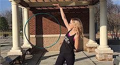 Iso Drop Hooping Tutorial With Morgan Jenkins. Morgan of Hooptown Hotties is back with a hooping lesson on how to do an Iso Drop.