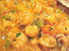 Authentic Louisiana Crawfish Etouffee Recipe | Just A Pinch Recipes