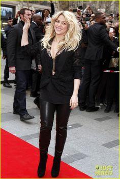 Shakira: S by Shakira Perfume Launch!