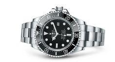 Relógio Rolex Rolex Deepsea: Aço 904L, fundo em titânio grau 5 – 116660