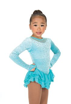 Jerry's Figure Skating Dress 180 - Frozen Princess